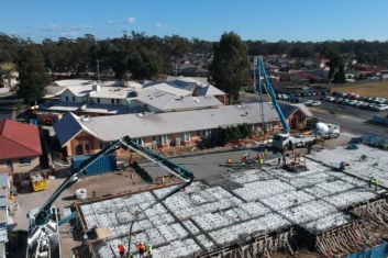 Commercial and Industrial Concreting